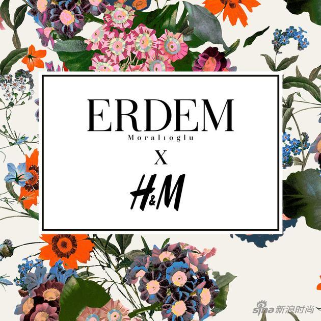 ERDEM×H&M合作系列将于11月2日发售