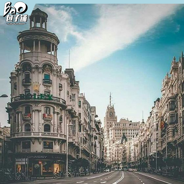 马德里街景