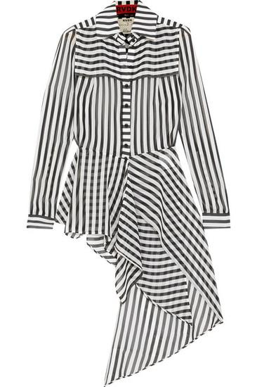 Ronald Van Der Kemp 条纹女衫 约¥13556