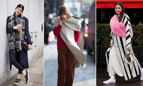 怎样让围巾成为加分项?比选款更重要的是这些!