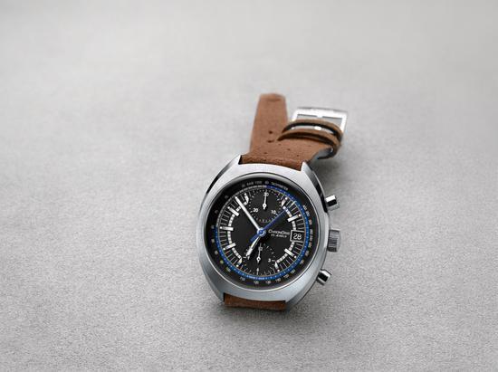 豪利时威廉姆斯车队40周年限量版腕表