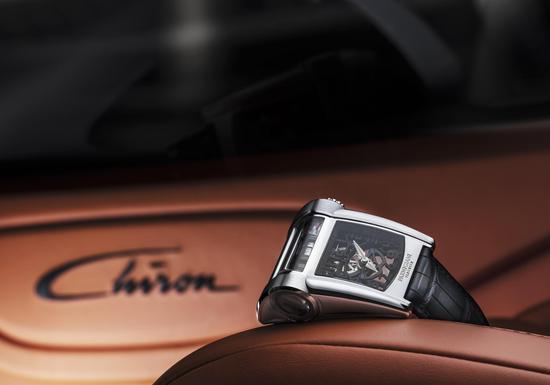 帕玛强尼携手布加迪再度发布Bugatti Type 390腕表