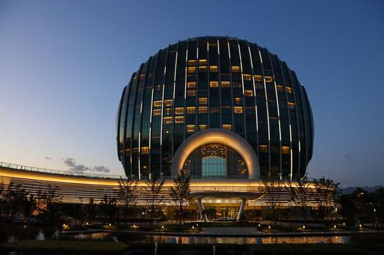酒店外观(图片来源:网络)