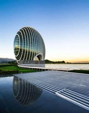 北京日出东方凯宾斯基酒店(图片来源:酒店)