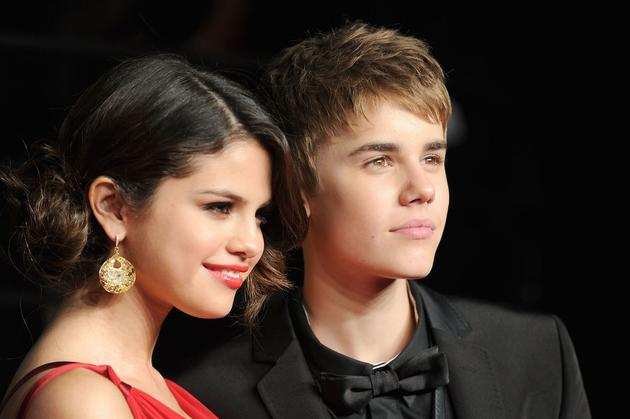 Justin Bieber公开承认的第二任女友