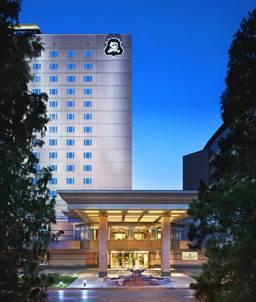 北京瑞吉酒店外观(图片来源:酒店官网)