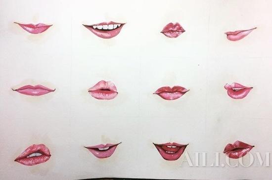 近年潮流女孩人手必备的雾面唇彩,丝绒感质地的可让小女孩变女人、叠擦唇峰又可打造粉嫩甜美风格。