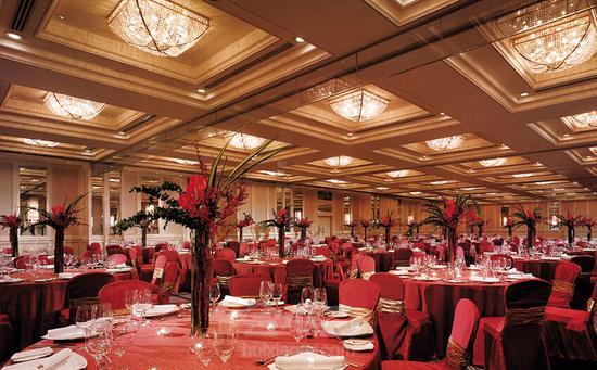 中国大饭店外景(图片来源:酒店官网)