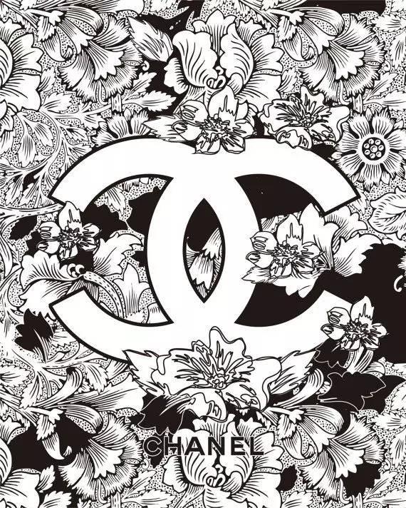 Chanel经典logo