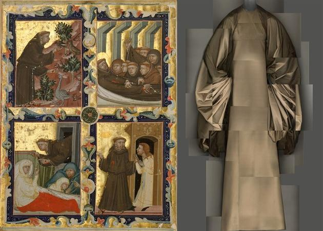 宗教元素影响时尚审美