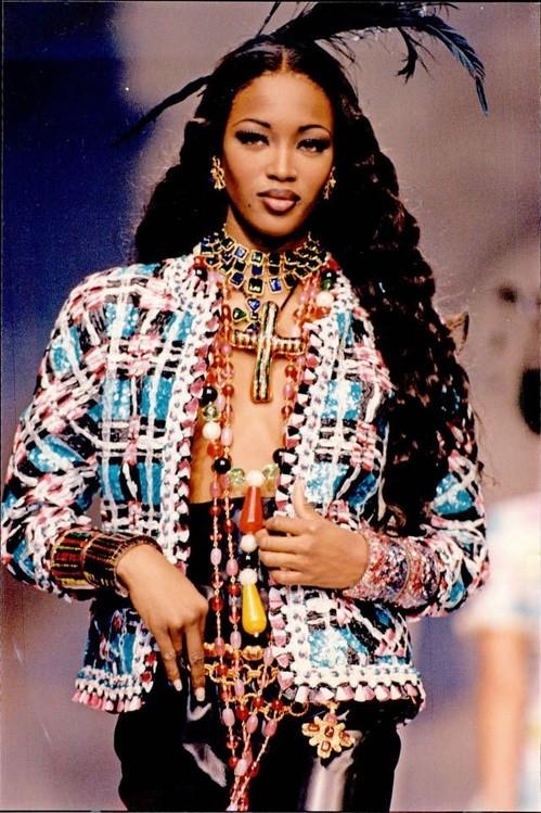 Chanel1992年秀场