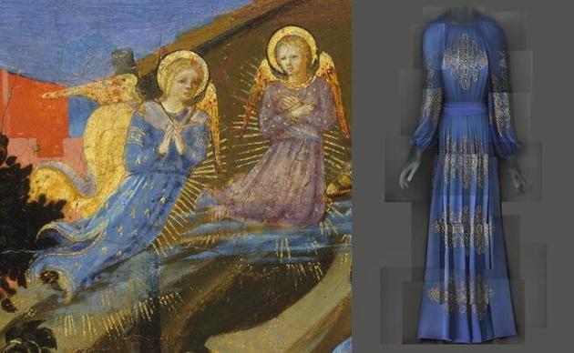 带着宗教色彩的时尚单品