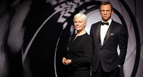 007和M夫人