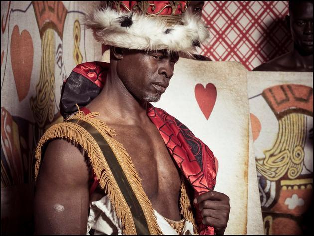 2018年倍耐力年历花絮-《速度与激情7》中,出演反派犯罪集团头目的Djimon Hounsou