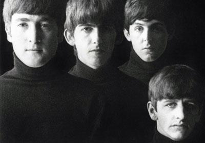 甲壳虫乐队(Beatles)的御用摄影师Robert Freeman作品