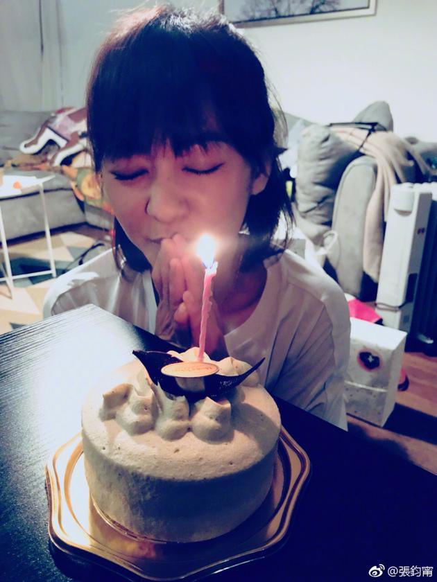 陈意涵生日快乐