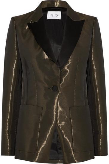 Pallas 金属感西装式外套15112