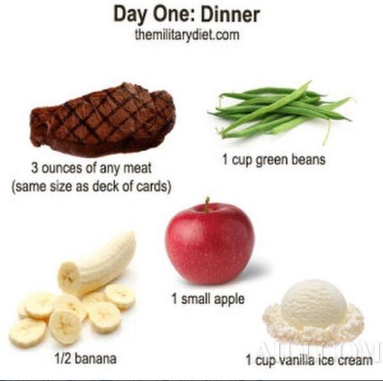 三日终极减肥食谱 每月为身段排一次毒