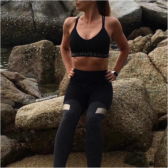 健身教练Nessa Sphere