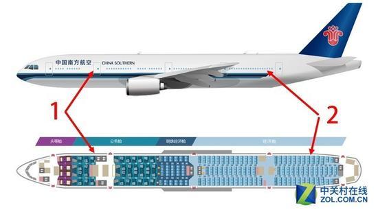 其实最安全的位置是头等舱和商务舱的飞机前部座位,而非尾部,跑题了.
