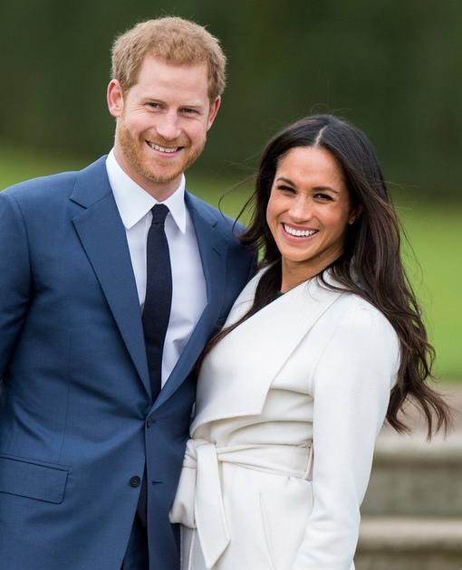 哈里王子与梅格汉-马克尔