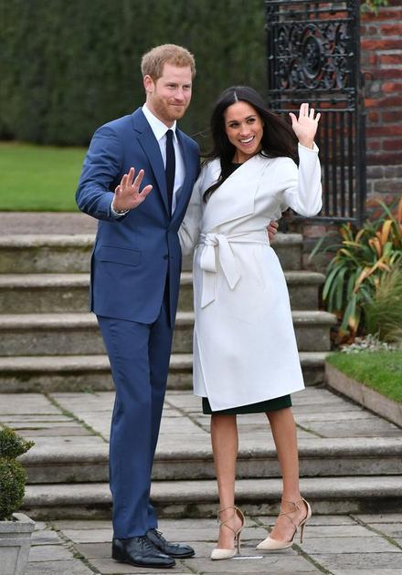 哈里王子与梅格汉-马克尔订婚