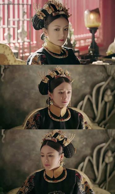 温婉的富察皇后