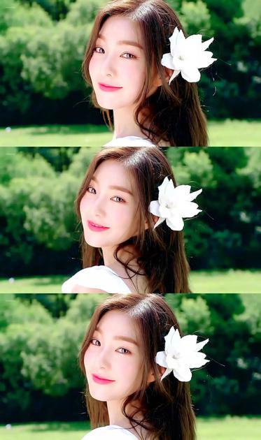 Irene小仙女新发型