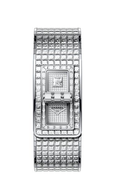 Chanel CODE COCO系列腕表全钻款