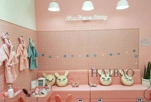 韩国专为儿童服务的美容机构