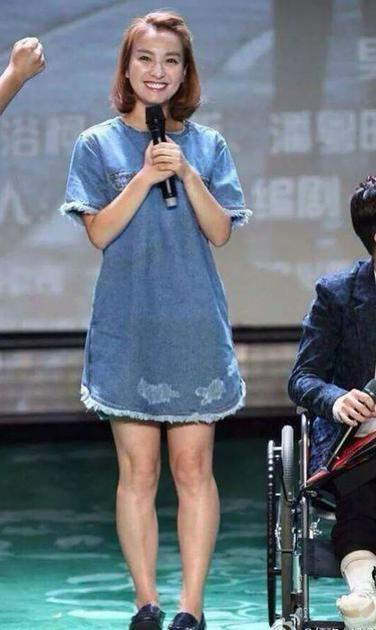 吴昕曾经的粗腿问题