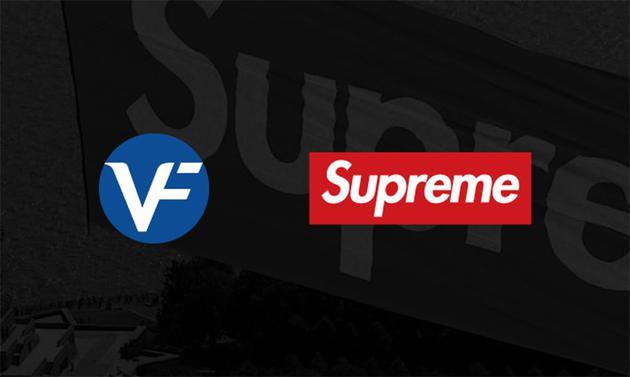谈资   斥资140亿 Supreme被Vans母公司VF集团收购