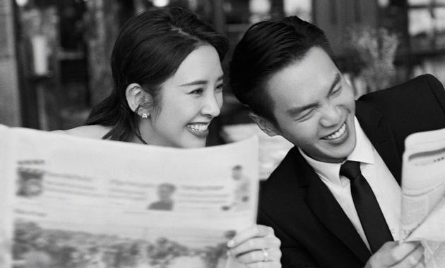 张若昀唐艺昕爱尔兰结婚 这些明星婚礼地甜到齁|凡尔赛宫|巴厘岛|张若昀