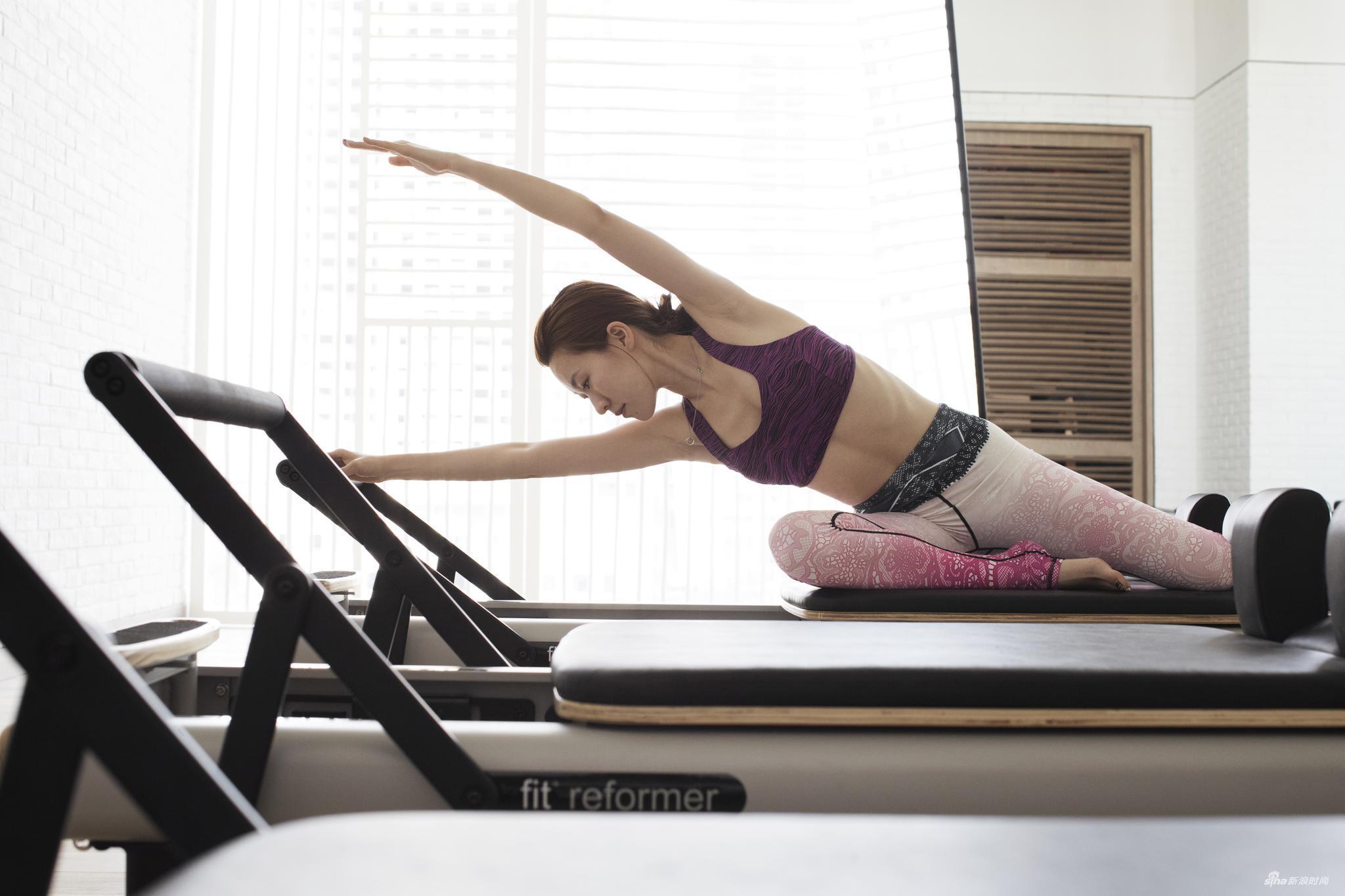 Trainyard Gym Pilates Reformer