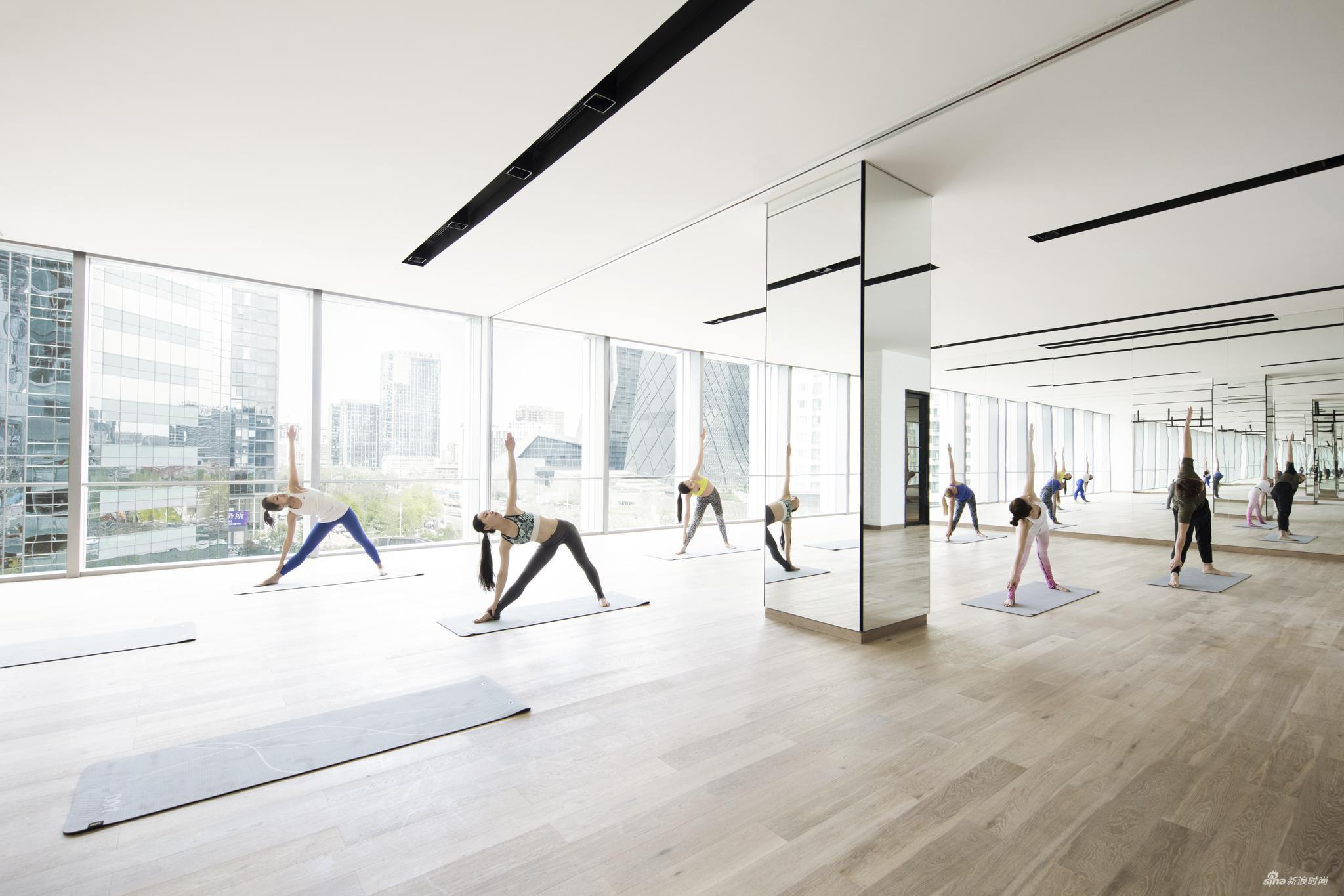 Trainyard Gym Yoga