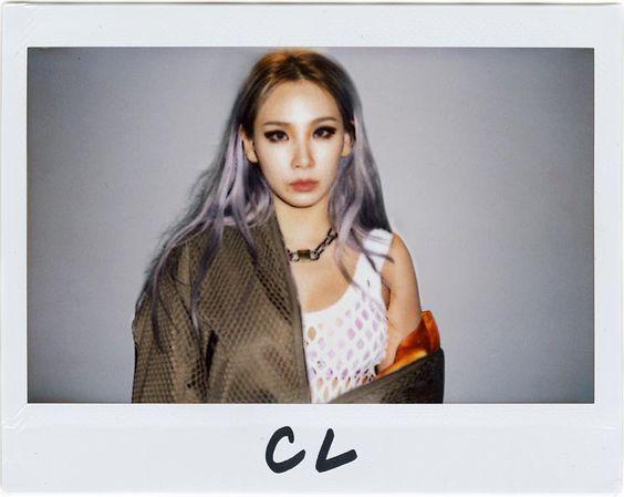CL的不好好穿衣