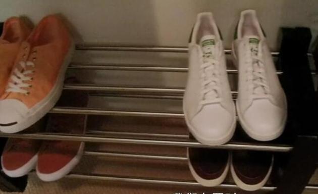 更年轻化的运动鞋