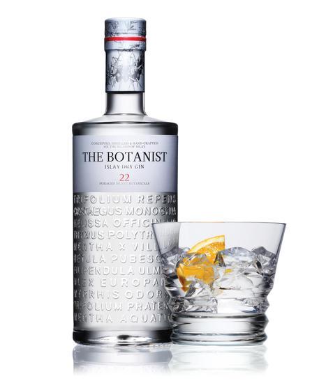 The Botanist植物学家金酒(参考售价_RMB 300 / 700ml)