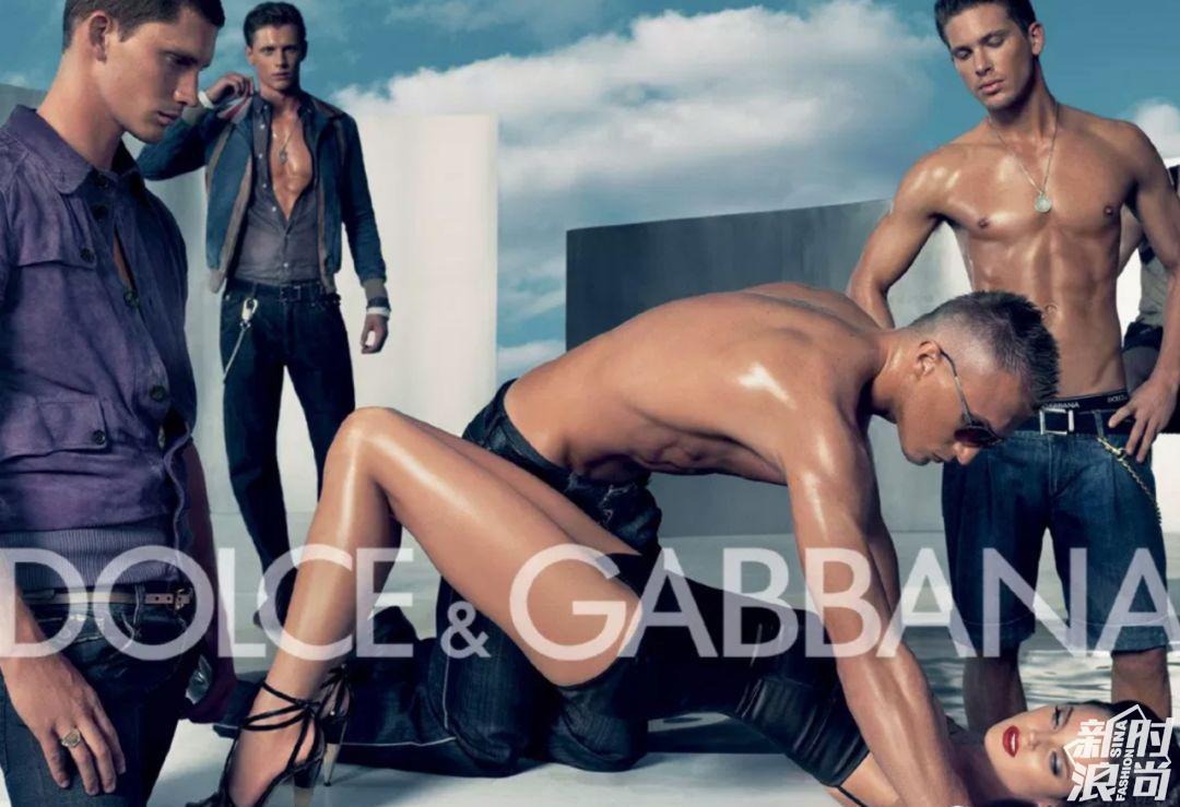 2007年,品牌D&G 这组广告