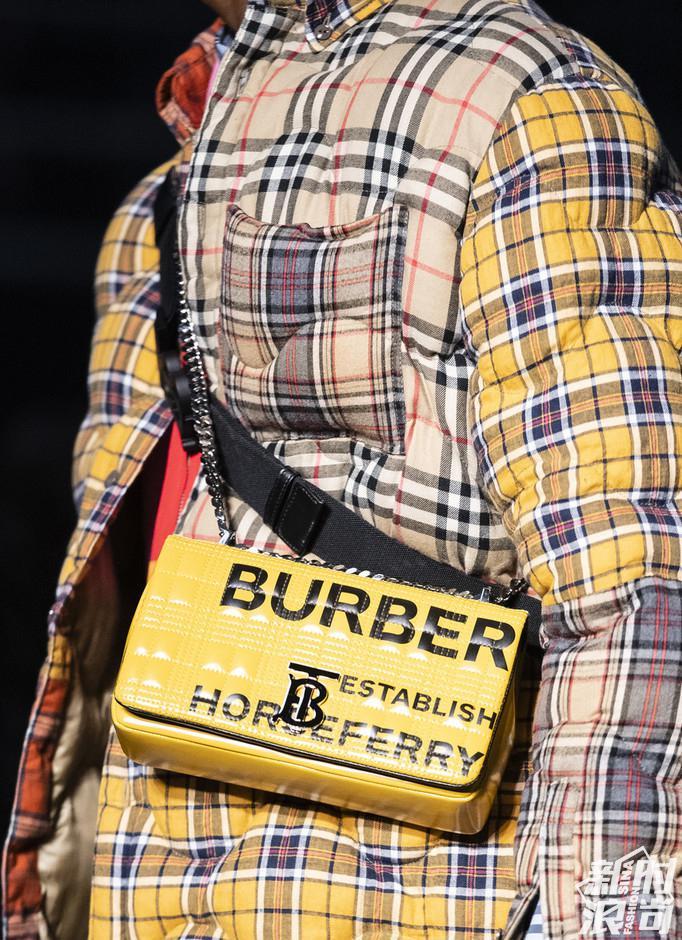 2019秋冬伦敦时装周 Burberry秀场