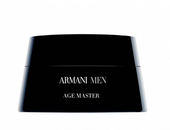 阿玛尼曾经推出过高端定位的男士护肤品 图片来源:阿玛尼