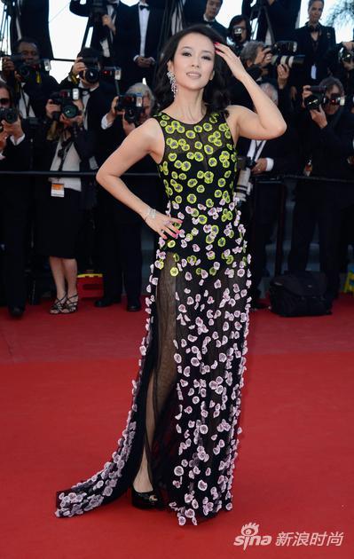戛纳电影节上的中国评审不仅有品还有型酒吧韩国电影2828图片