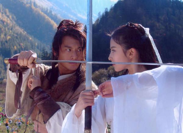 2006版《神雕侠侣》黄晓明 刘亦菲剧照
