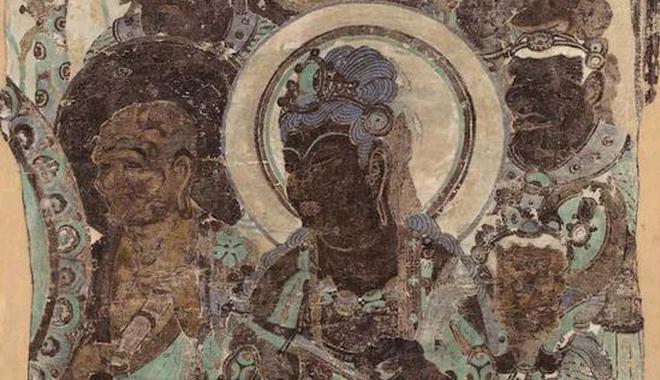 临摹流失海外壁画:有传承也见文物修复之道