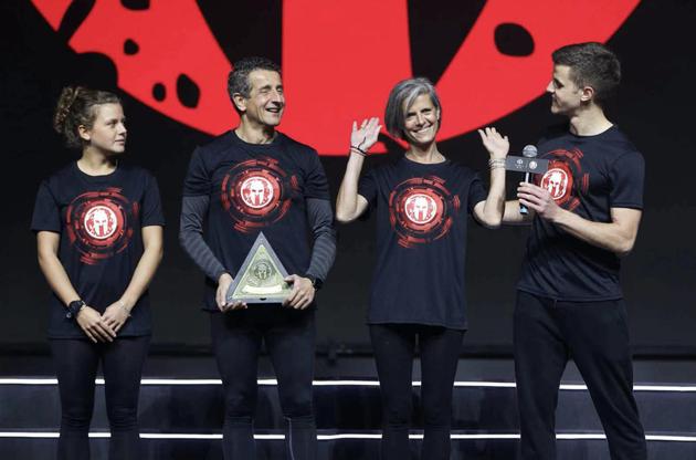 高合斯巴达勇士赛年度盛典开启 5大奖项见证勇士荣耀之旅