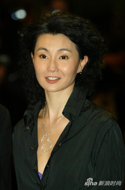 2004年,張曼玉出席《潔淨》在戛納電影節的首映禮
