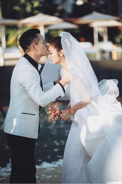 安以轩夏威夷大婚现场