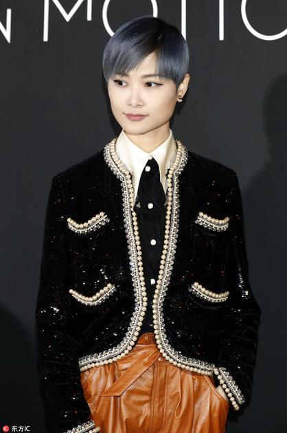 李宇春 34岁