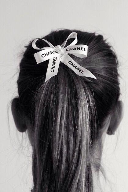 Chanel丝带