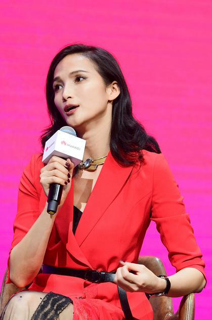 国际超模、珠宝设计师、上市公司首席品牌官黄超燕